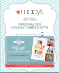 Urban Abstrakt Photography, Macy's & Pear Tree Greetings unite!