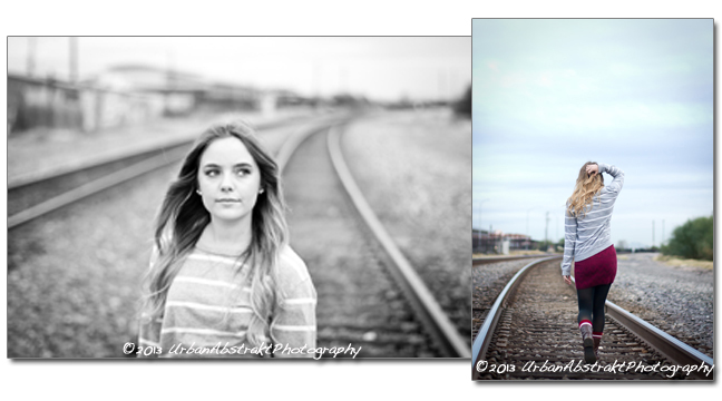 Tucson Senior Portrait Photography